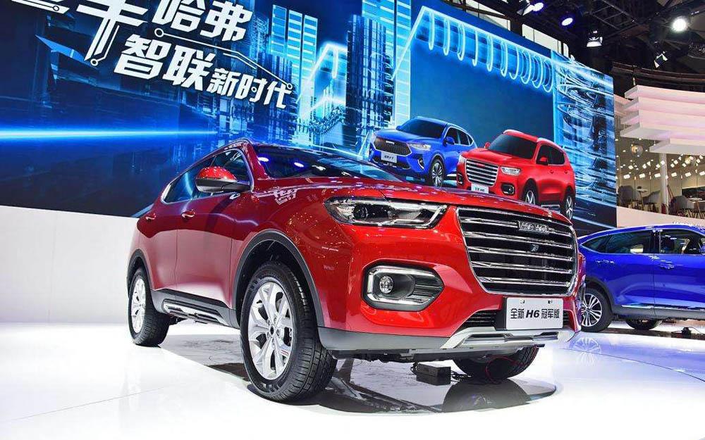 长城汽车3月销量破10万 同比大增16.82%