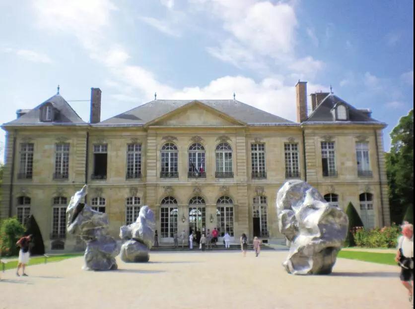 罗丹与他的雕塑艺术