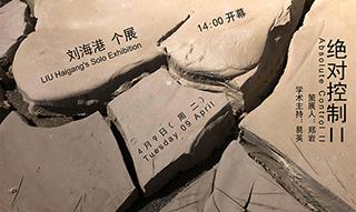 """劉海港個展""""絕對控制Ⅱ""""在北京羅馬湖無尋美術館開幕"""
