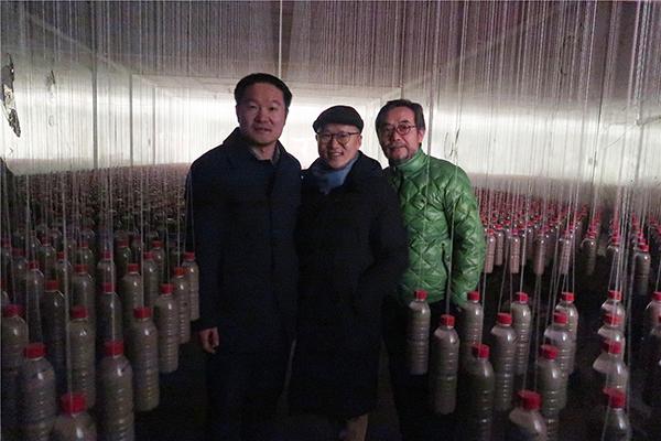 """刘海港个展""""绝对控制Ⅱ""""在北京罗马湖无寻美术馆开幕"""