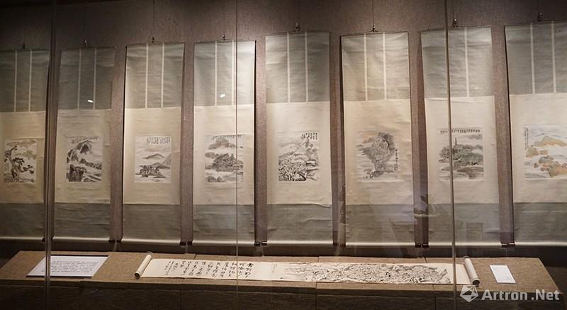 程十发艺术馆10周年:这些书画拼凑出其艺术风格的转型轨迹