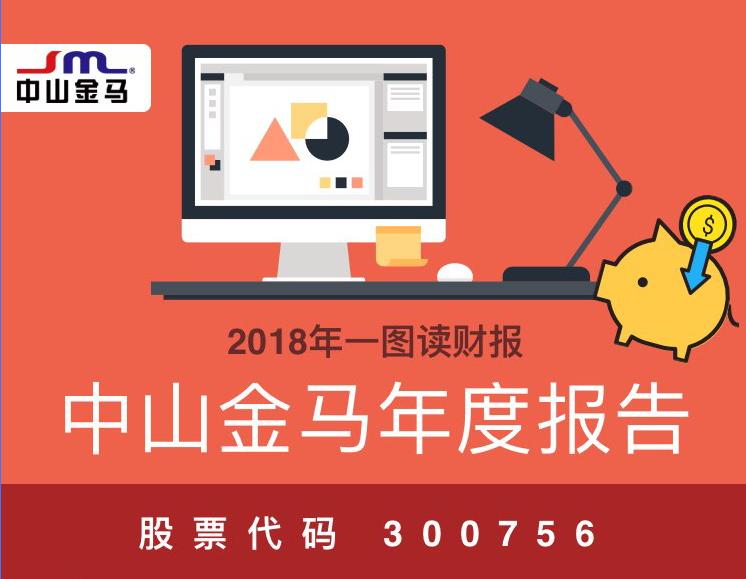 一图读财报:中山金马2018年度营业总收入5.20亿元