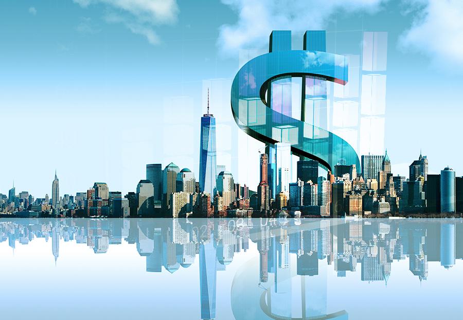 在岸人民币对美元汇率开盘涨逾80点