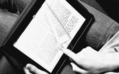 """全国国民阅读调查显示:成年人日均""""触屏""""84.87分钟 数字化阅读成主流"""