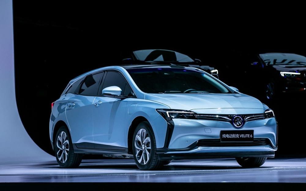 别克VELITE 6售价16.58万元起 3款新车全球首发