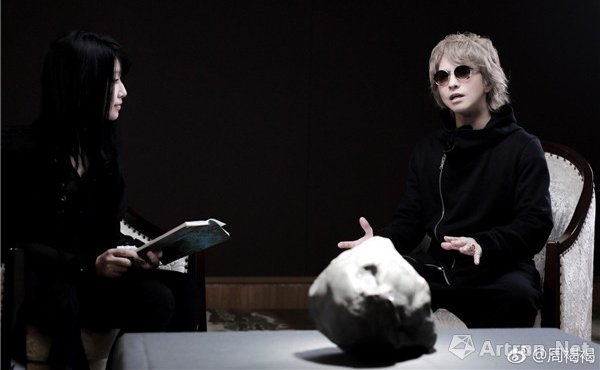 周褐褐专访HYDE:音乐与艺术的对话