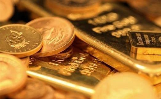 紐約金價17日下跌 跌幅為0.03%