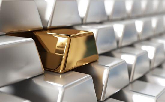 國際黃金期價下跌 美元指數上漲