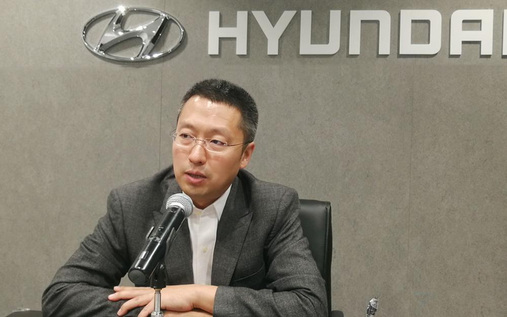 【财富车坛】樊京涛:北京现代将着力打造品牌技术标签