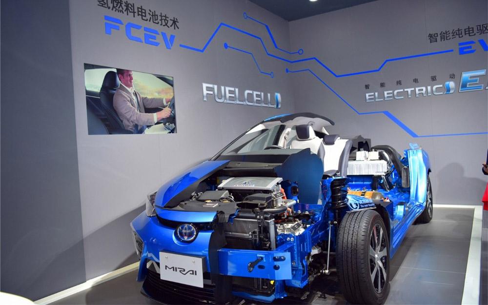 丰田燃料电池技术