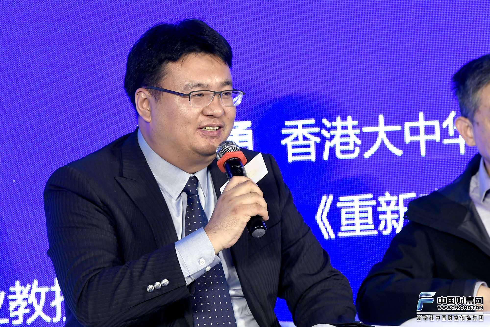 圆桌论坛一发言嘉宾:碧有信财富管理部总经理刘万里