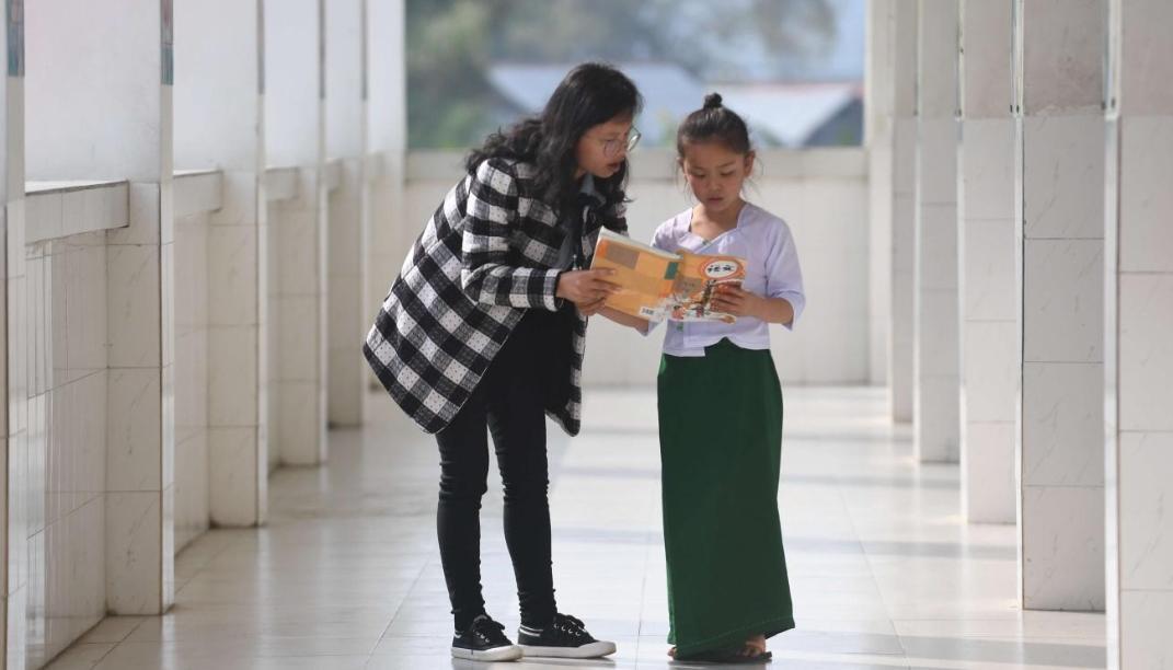 《播撒希望——致敬新中国教育70年图片大展》