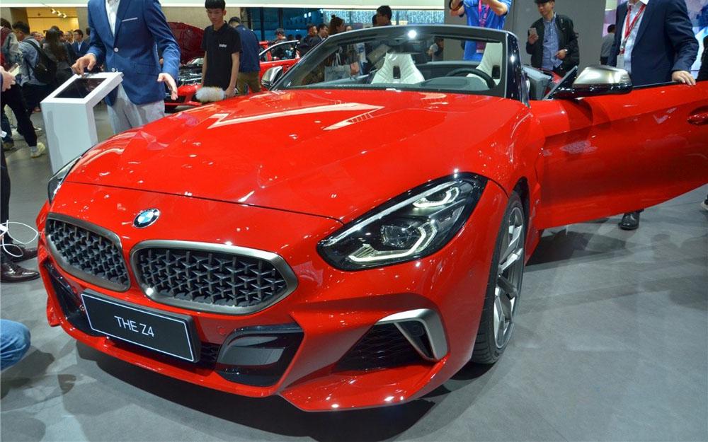 全新BMW Z4