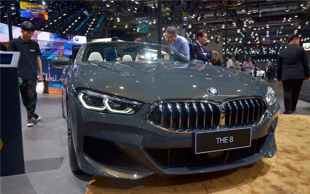 全新BMW 8系