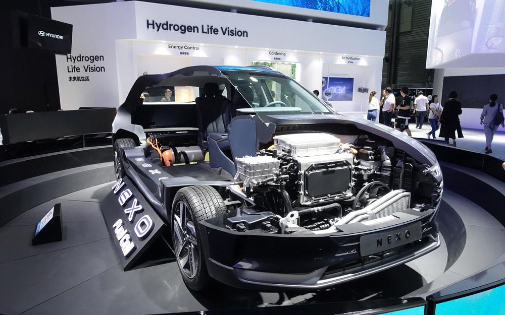 氢能与纯电动协同 工信部定调新能源汽车发展方向