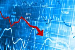 创业板大跌近3% 两市跌停个股近80只