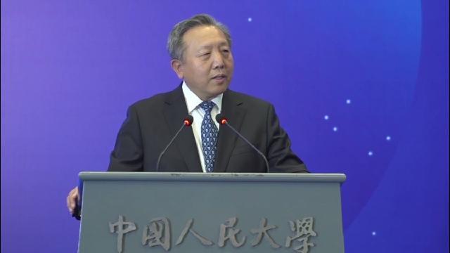 吴晓求:推动金融变革的三种力量:市场、科技和国际化