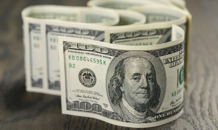 美元指數4月30日下跌