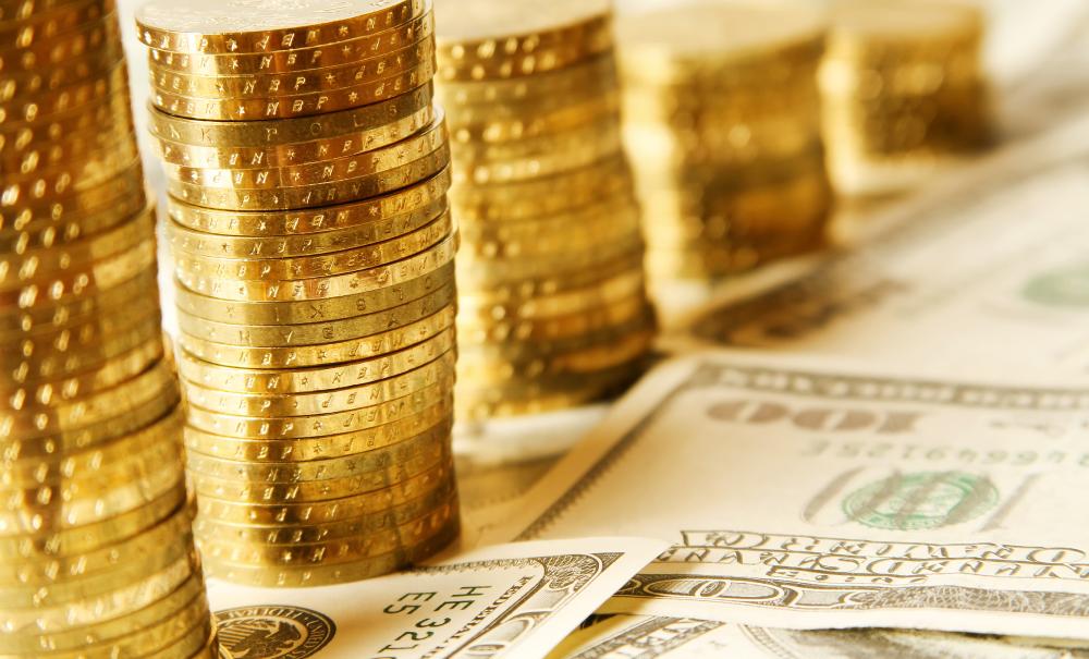 美元對六種主要貨幣的美元指數2日上漲0.14%