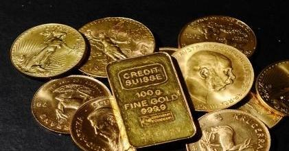周五黄金期货价格收高0.7%