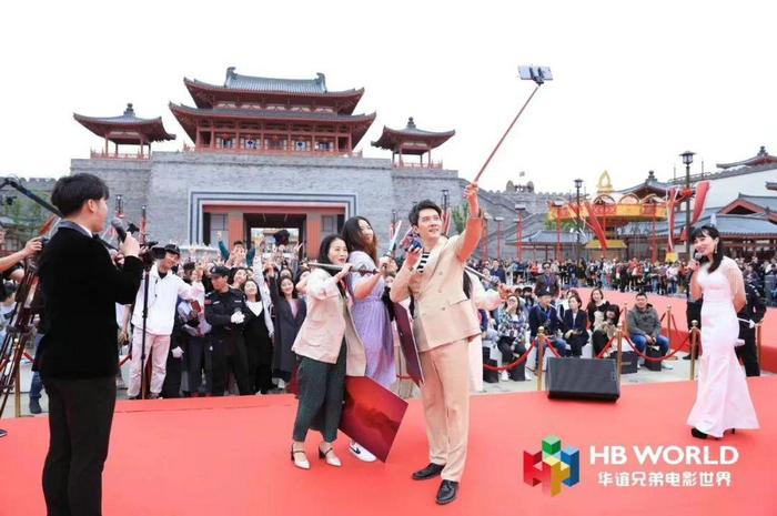 文旅市场需求持续增长 华谊兄弟实景娱乐五一游客量创新高