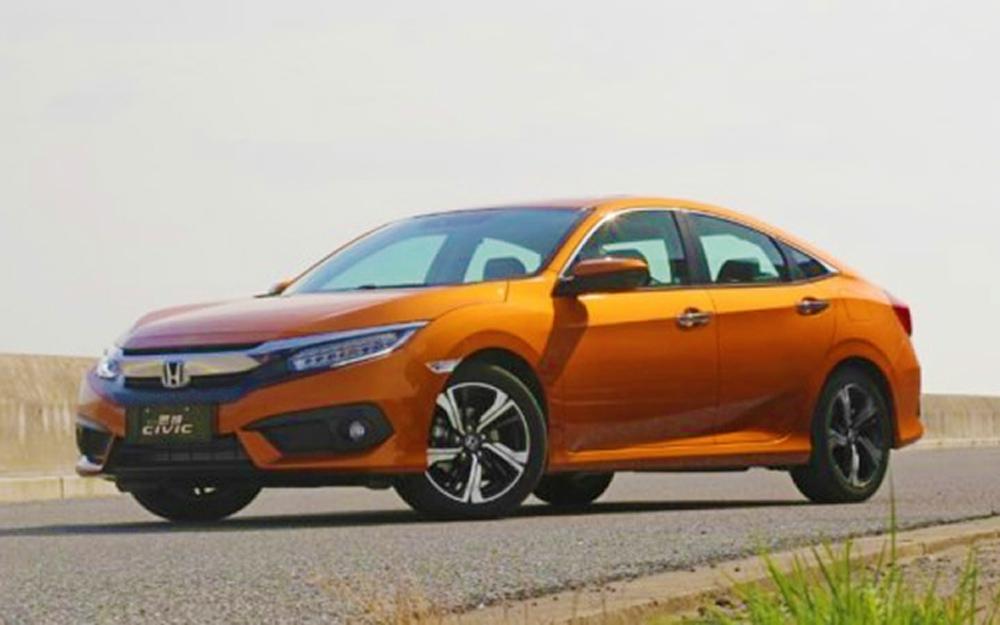 6款车型销量破万 本田中国4月销售12.5万辆
