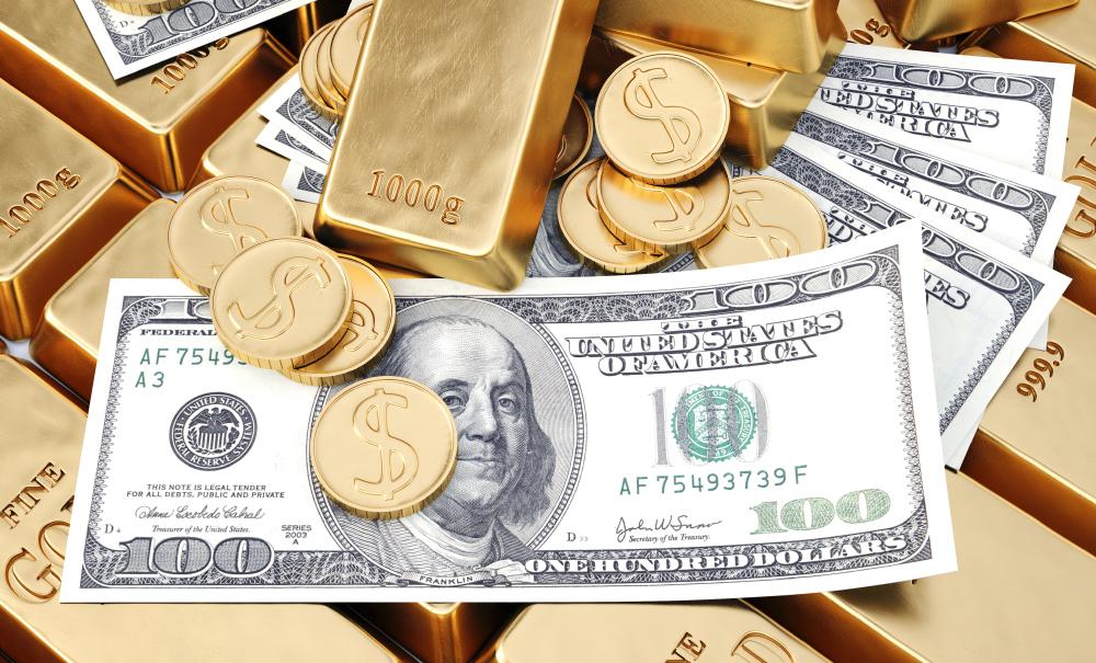 美元指数5月17日上涨