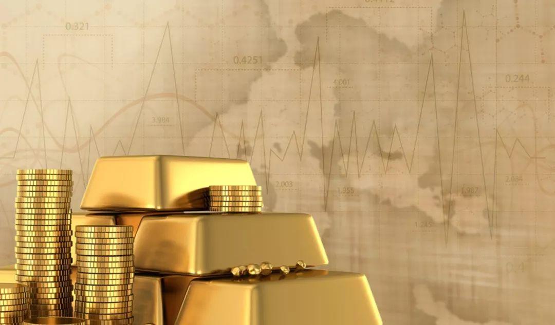 紐約商品交易所黃金期貨市場6月黃金期價23日上漲