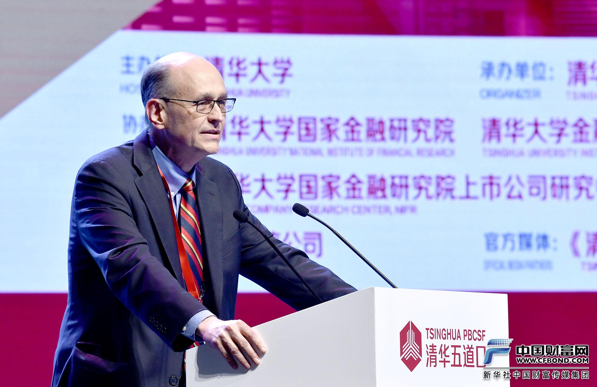 演讲嘉宾:PGIM固定收益公司首席经济学家Nathan Sheets