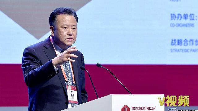 阎庆民:显著提高股权融资比重 更好提升金融供给效率