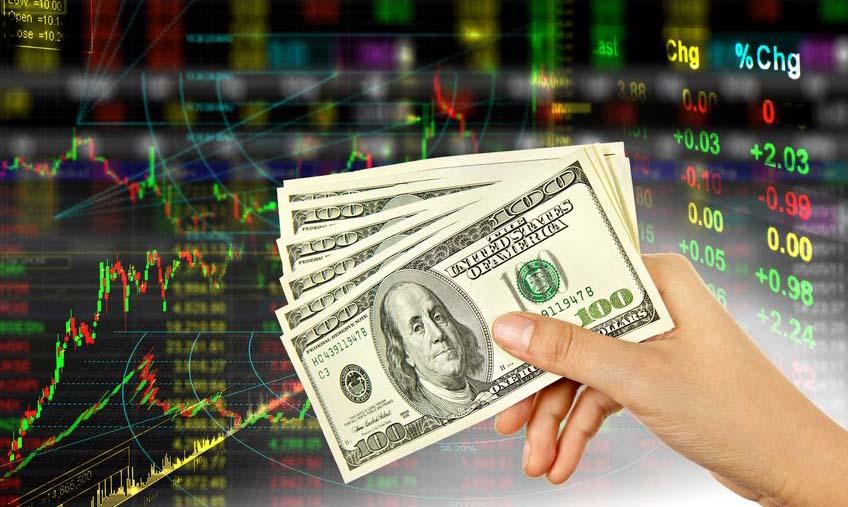 美元指数5月24日下跌