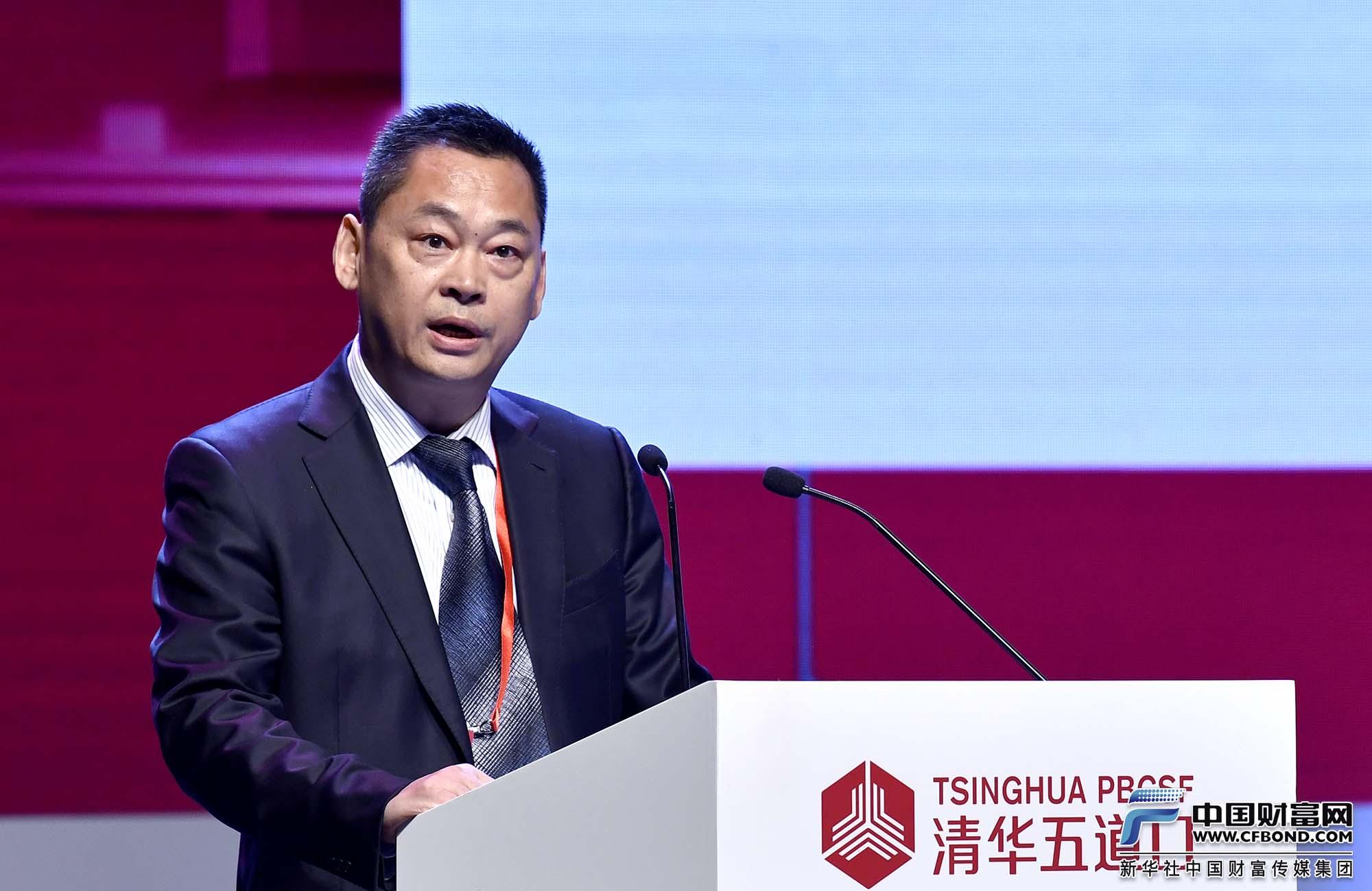 点评嘉宾:中国保险行业协会党委书记邢炜