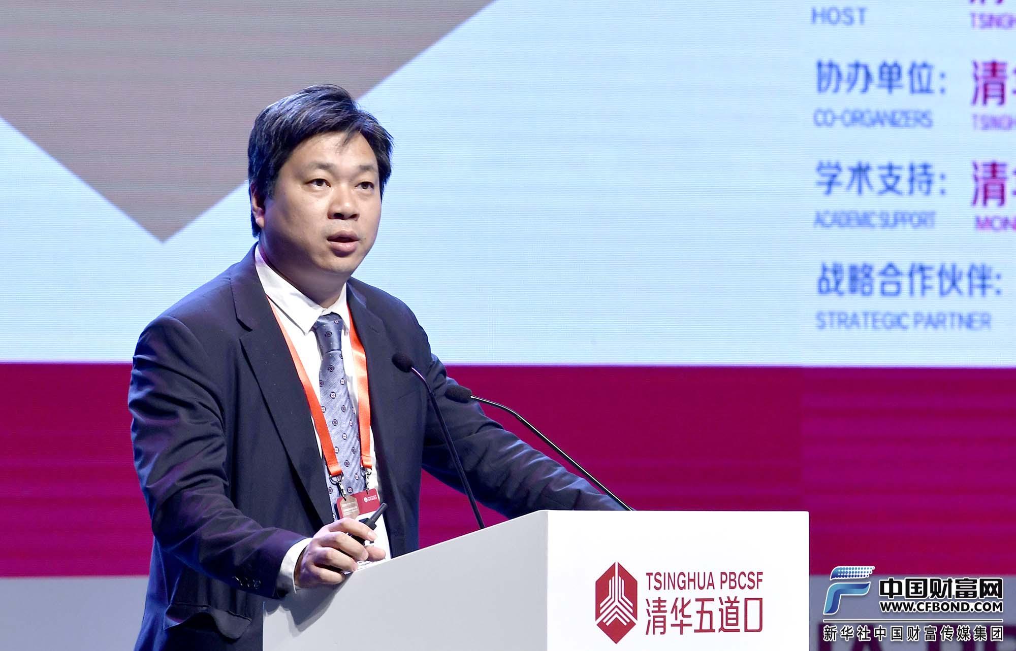 点评嘉宾:摩根大通董事总经理朱海斌
