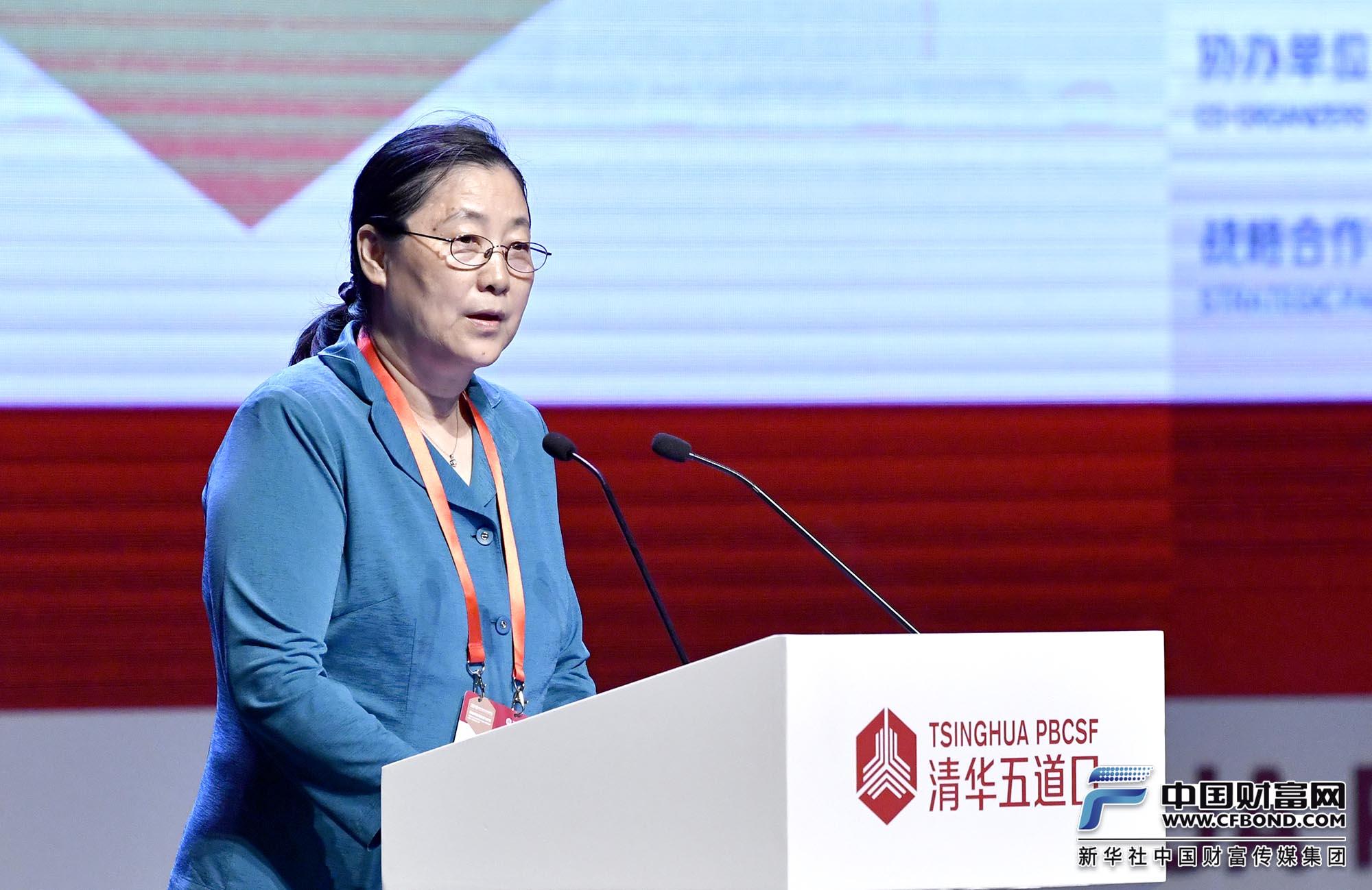 张晓慧:经济金融高质量发展要向供给侧改革要动力