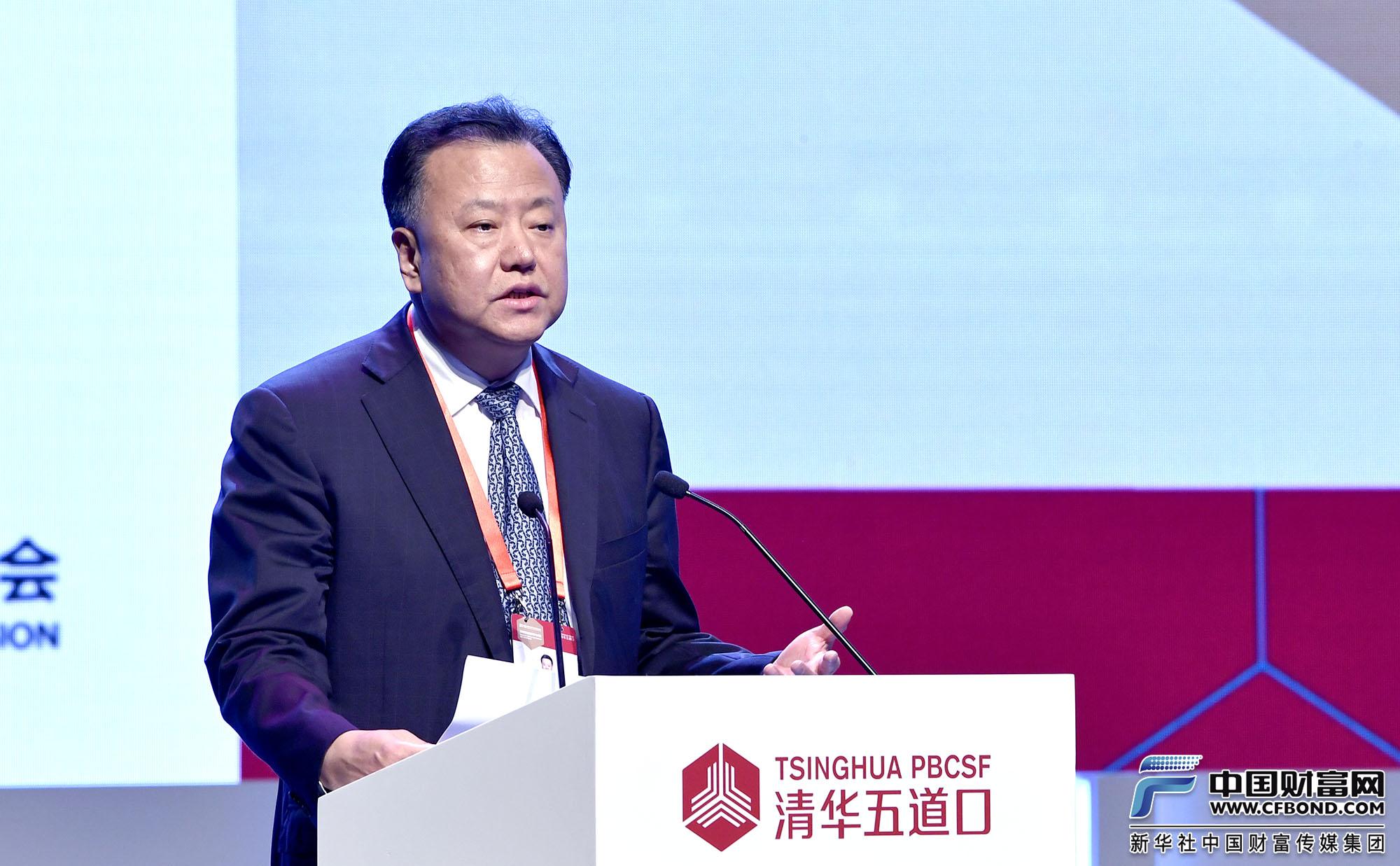 主旨演讲:中国证券监督管理委员会副主席、党委委员阎庆民