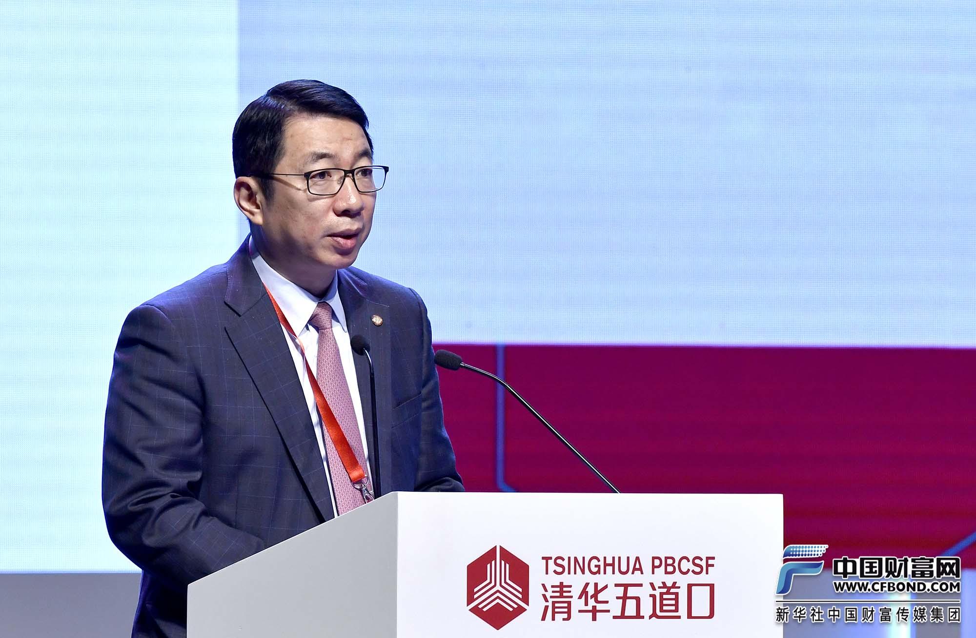 点评嘉宾:上海市金融工作党委、上海市地方金融监督管理局局长郑杨