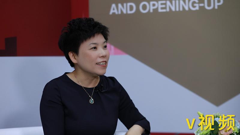 邓亚萍:科技为体育消费带来更多机会