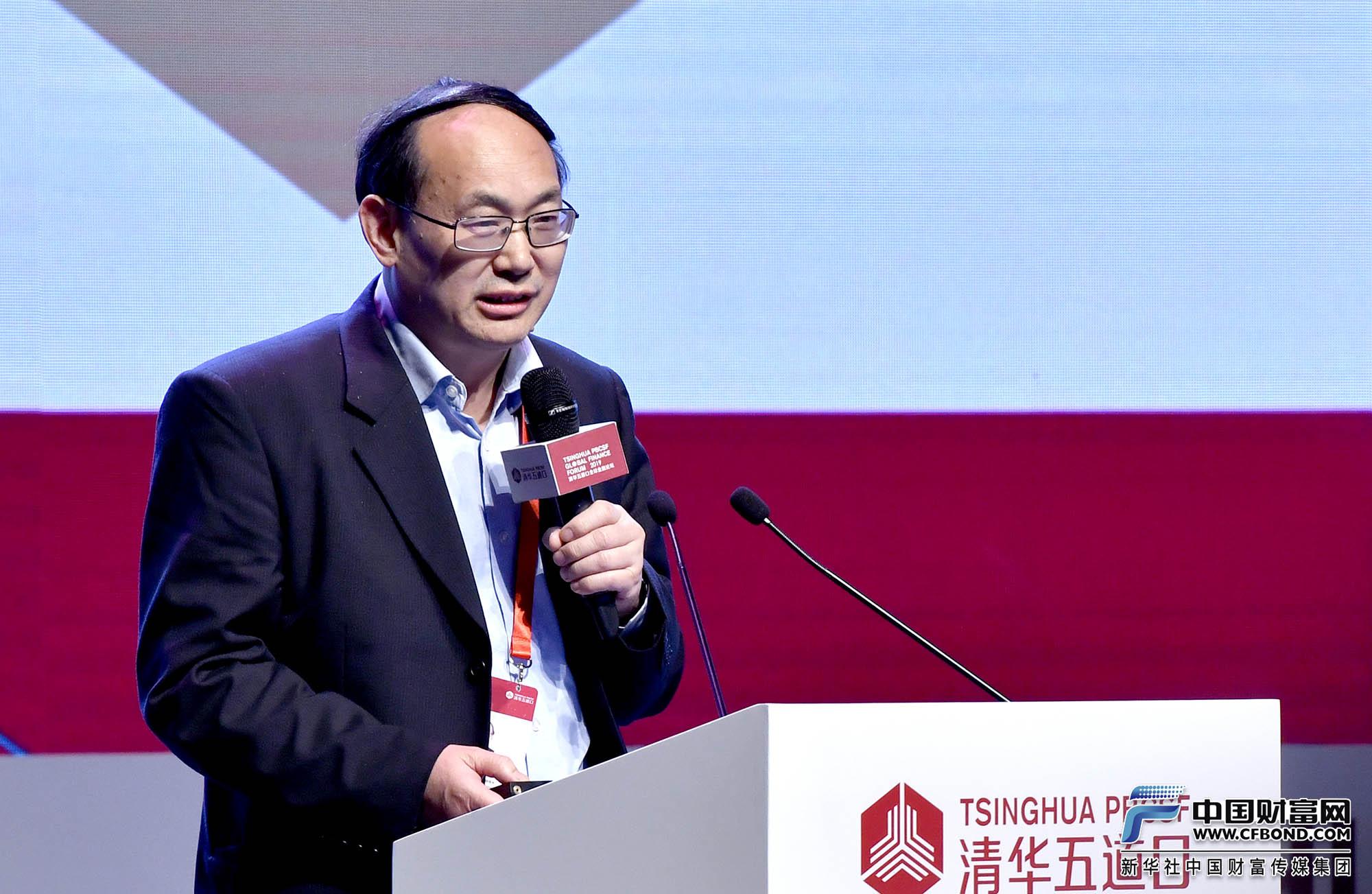 演讲嘉宾:浙江大学公共政策研究院院长金雪军
