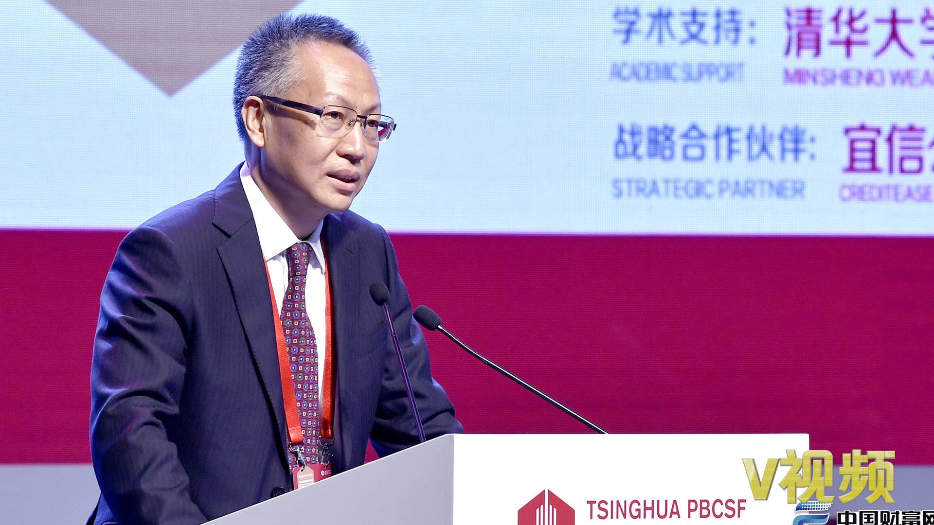 张健华:商业银行做财富管理可以合作共赢