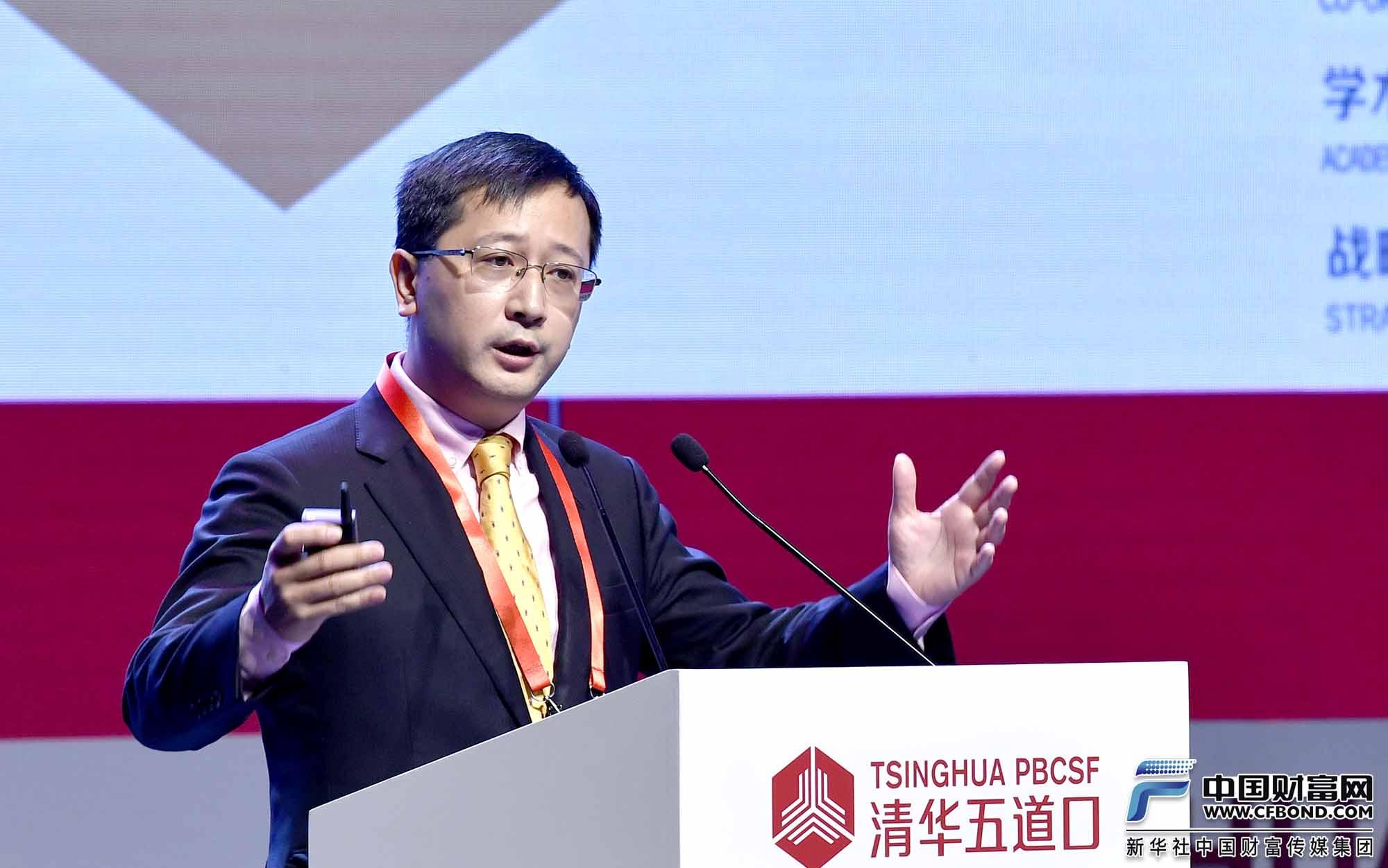 主题演讲:基构通创始人,上海基煜基金销售有限公司总裁王翔