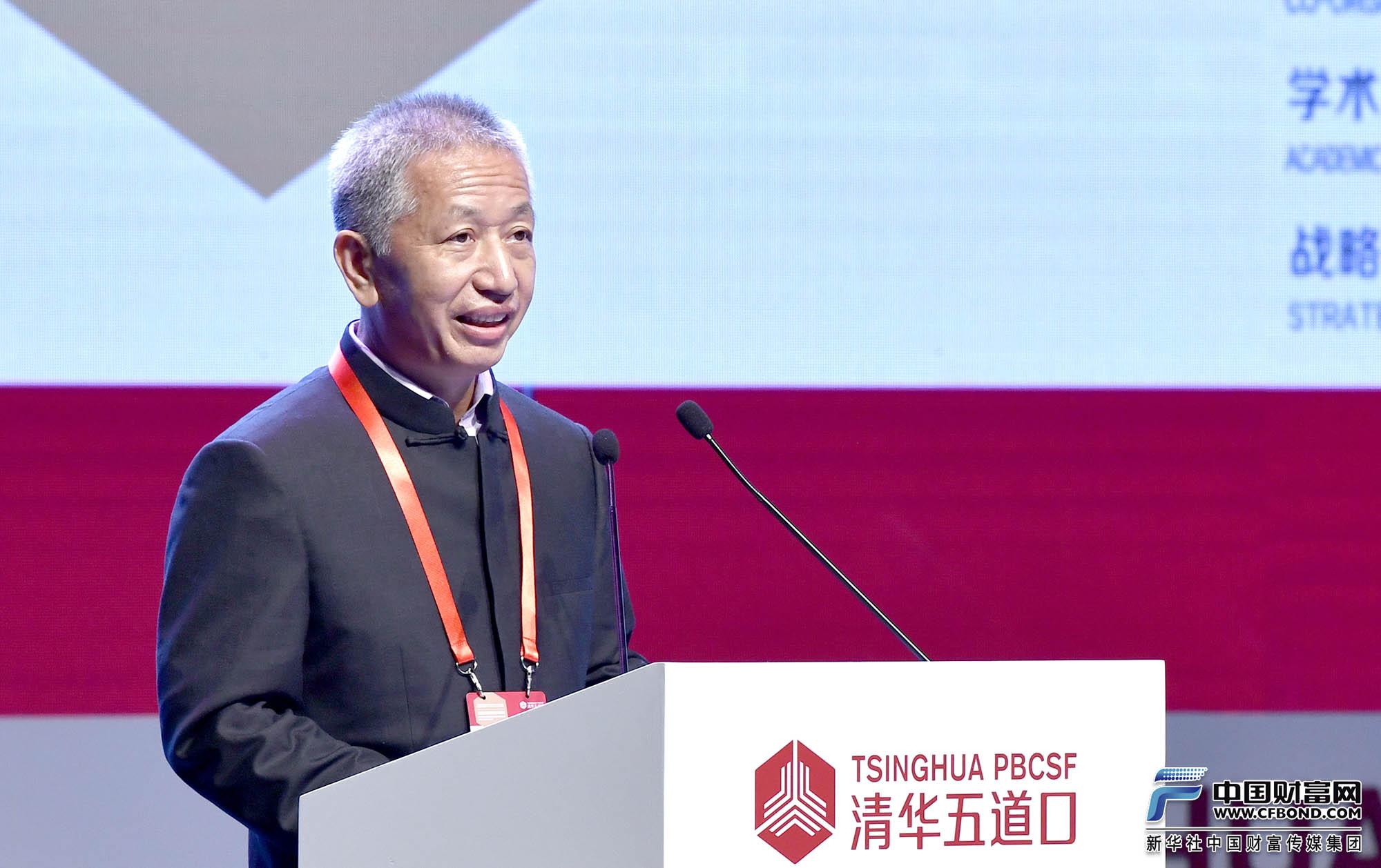 朱建程:通过金融创新搭建多边合作新平台