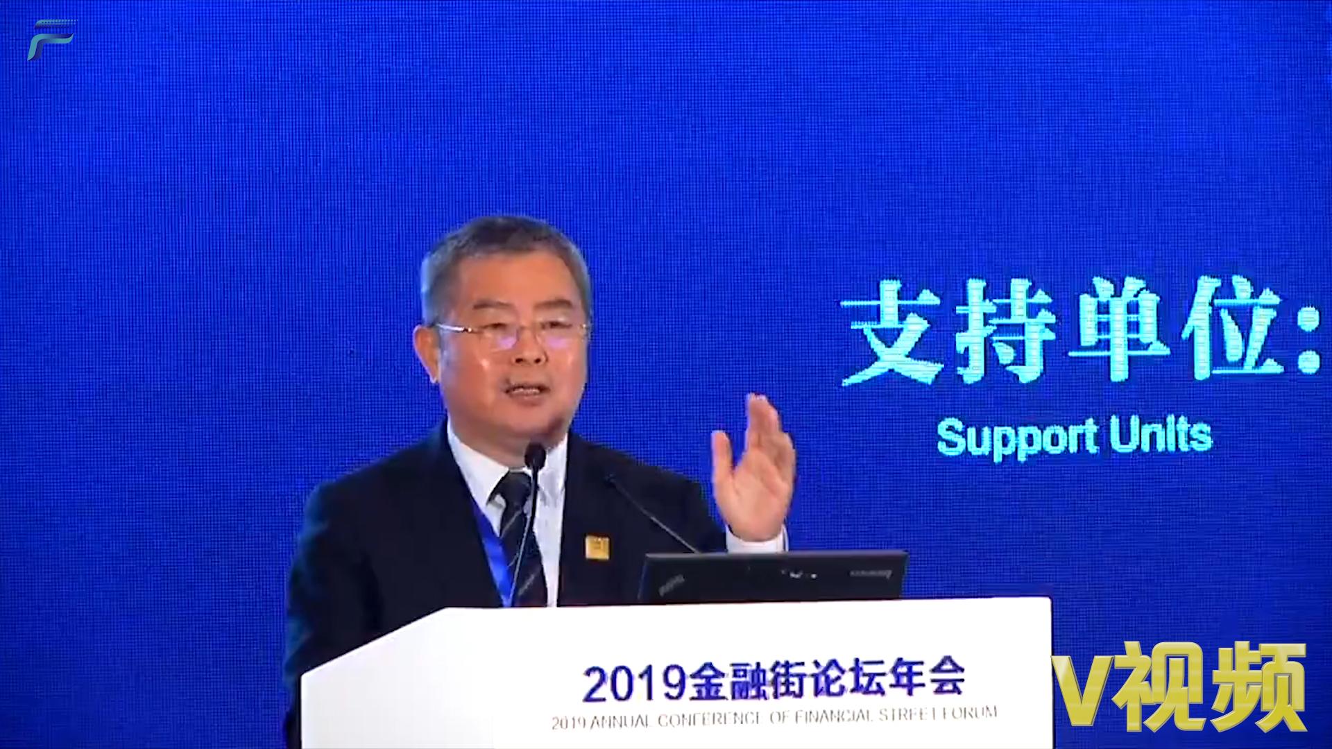 李扬:中国金融业要参与全球金融治理体系改造