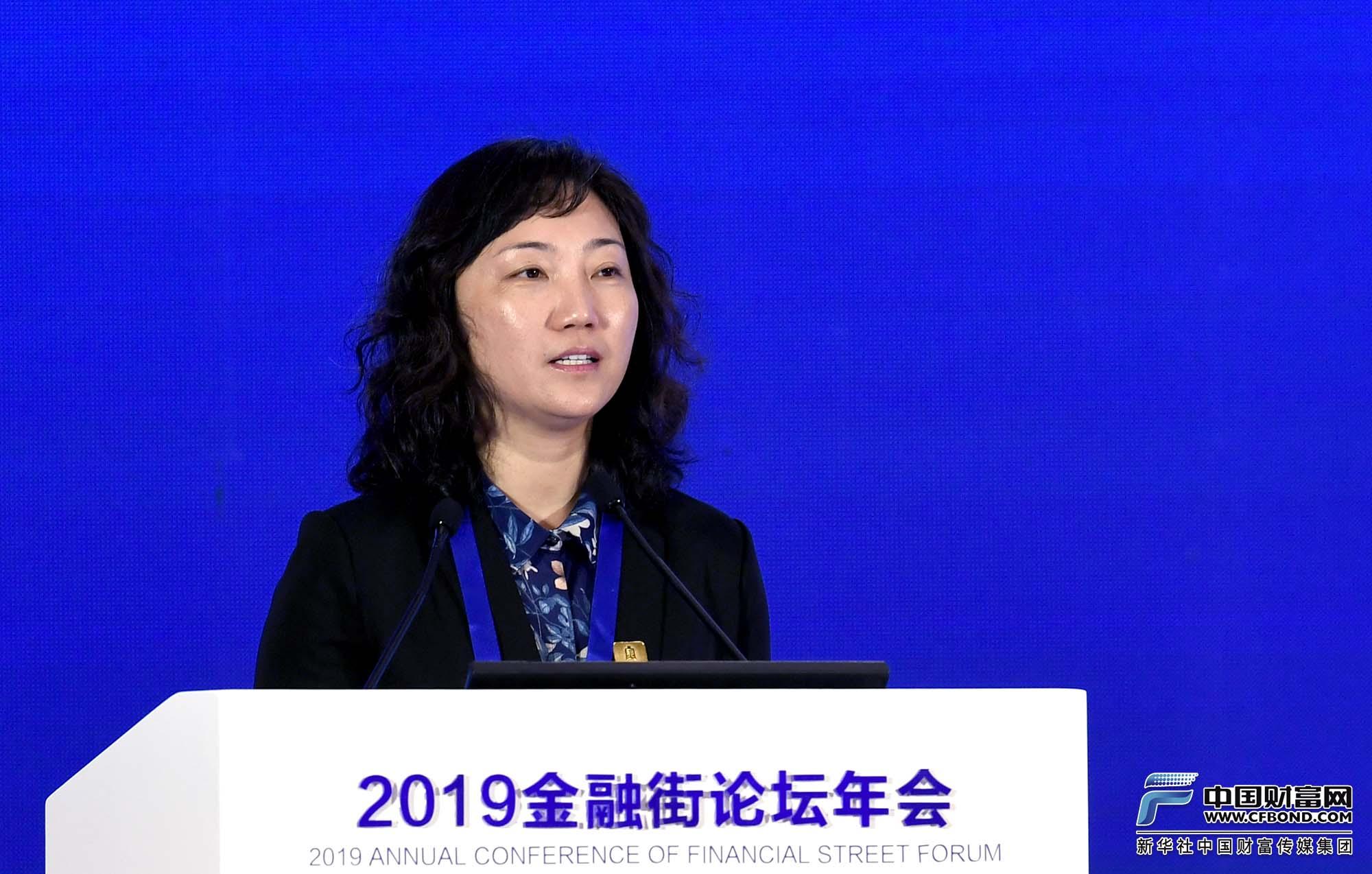 中国证券业协会副会长孟宥慈