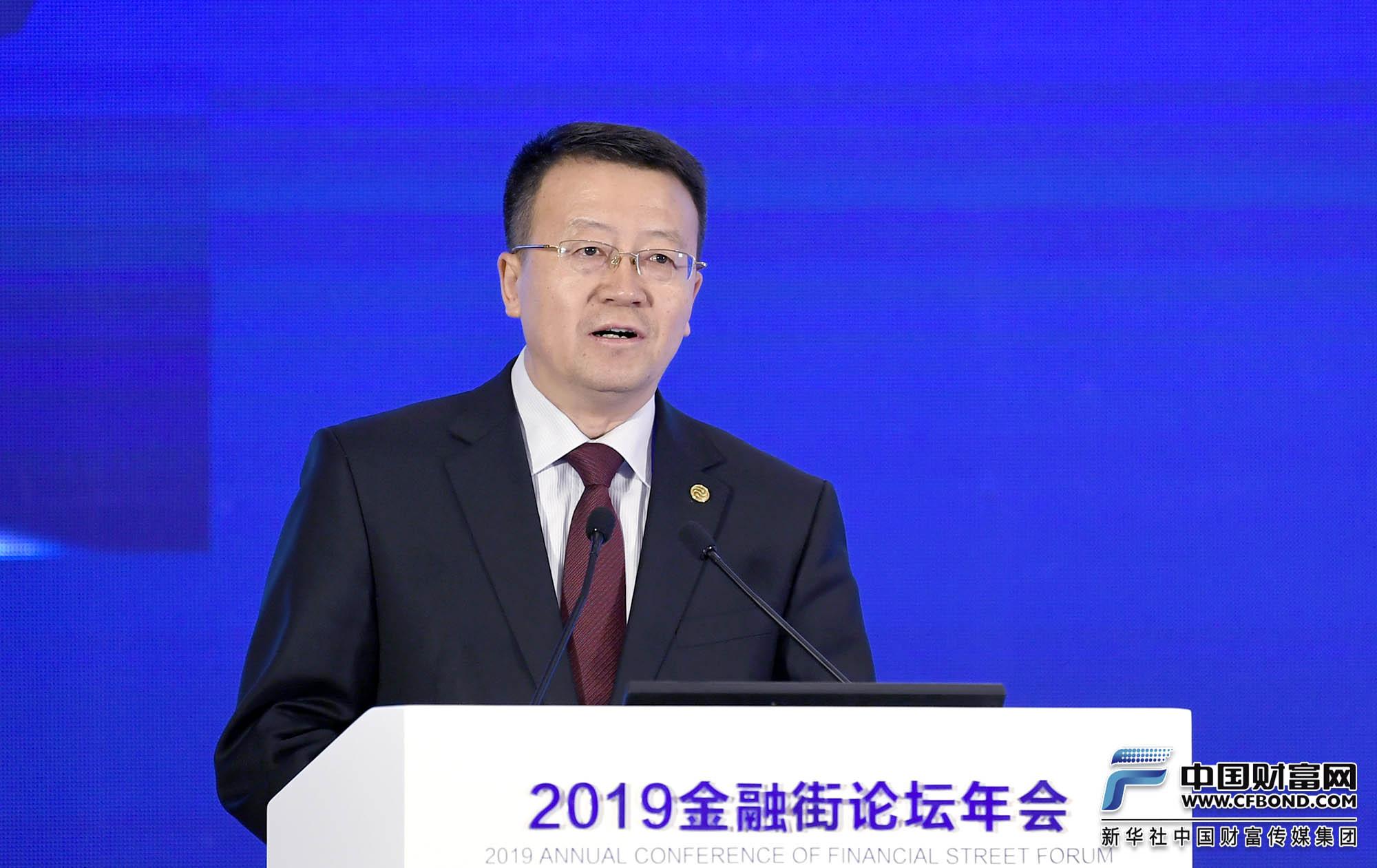 北京金融资产交易所董事长王乃祥