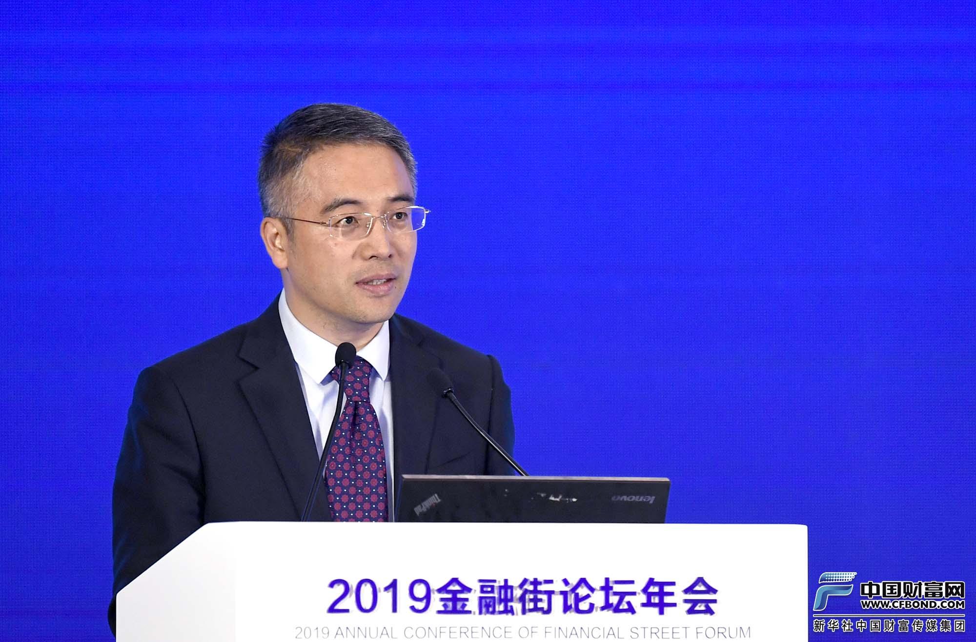 演讲嘉宾:中国工商银行行长谷澍