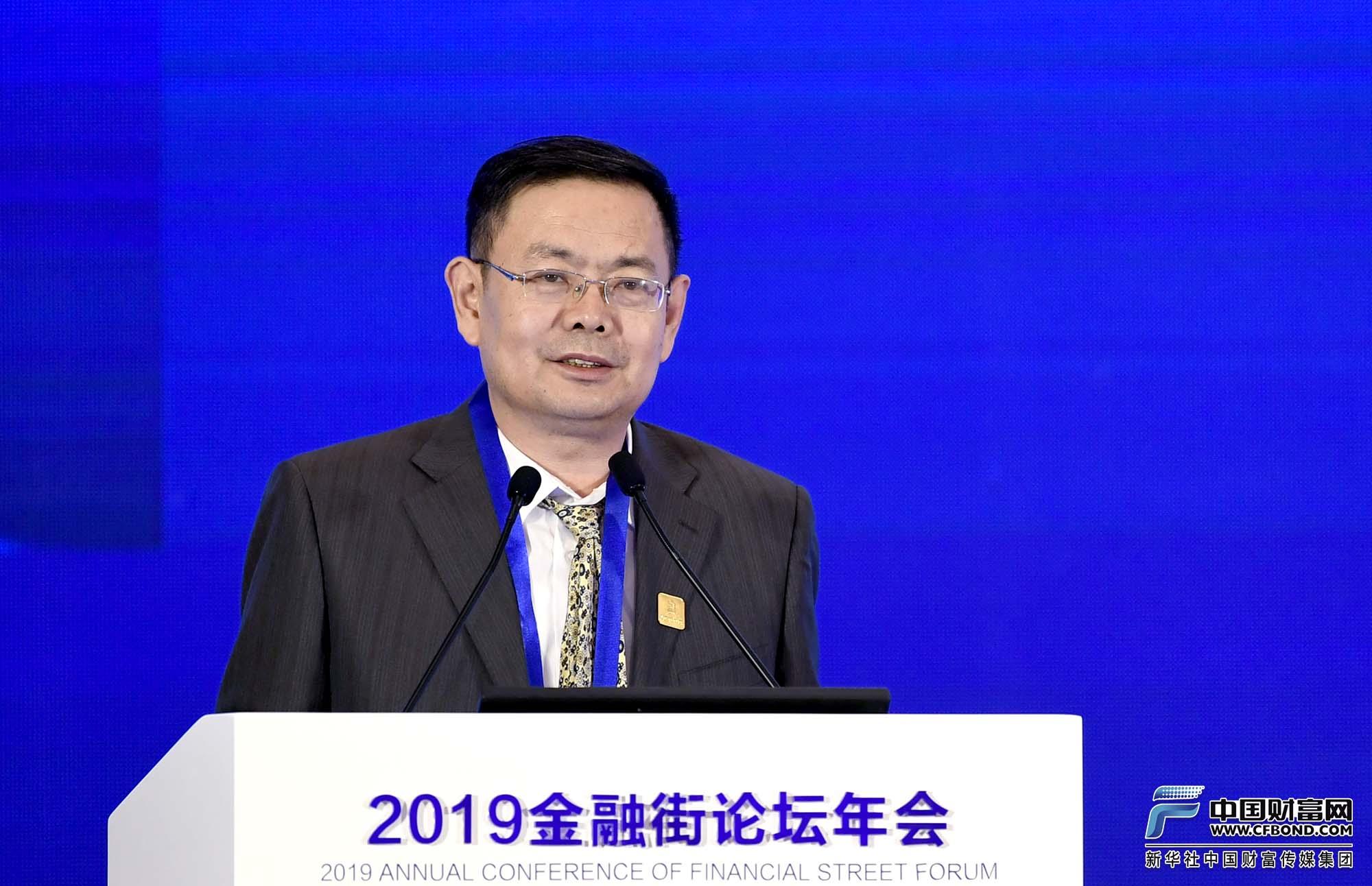 演讲嘉宾:中国财政科学研究院金融研究中心主任、研究员赵全厚