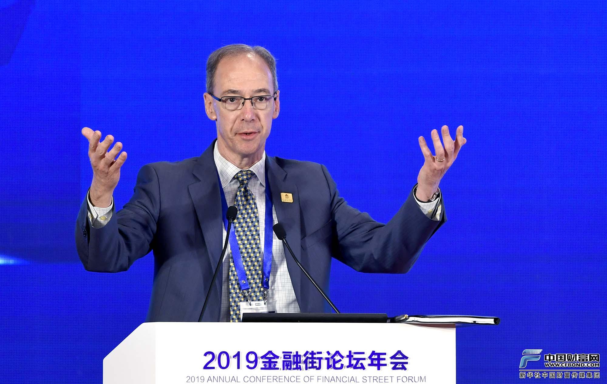 演讲嘉宾:北美信托银行执行副总裁兼首席经济学家Carl Tannenbaum
