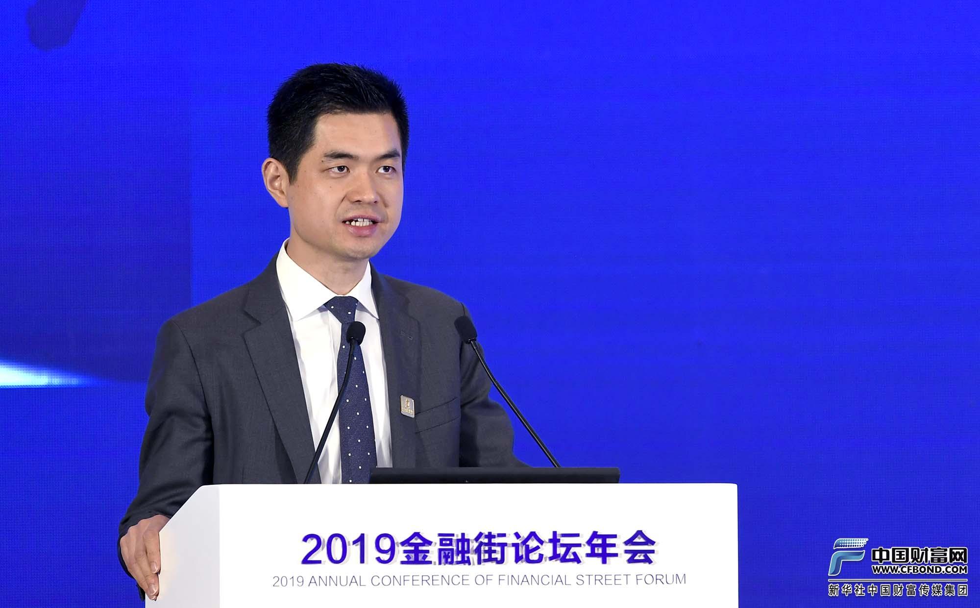 演讲嘉宾:摩根士丹利中国首席经济学家邢自强