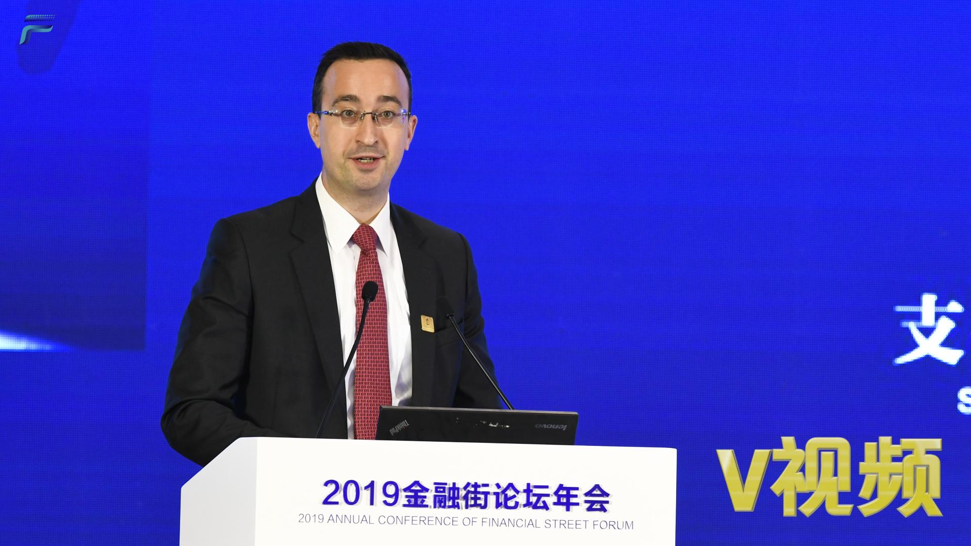 渣打全球首席经济学家:中国将成全球第二大债券市场