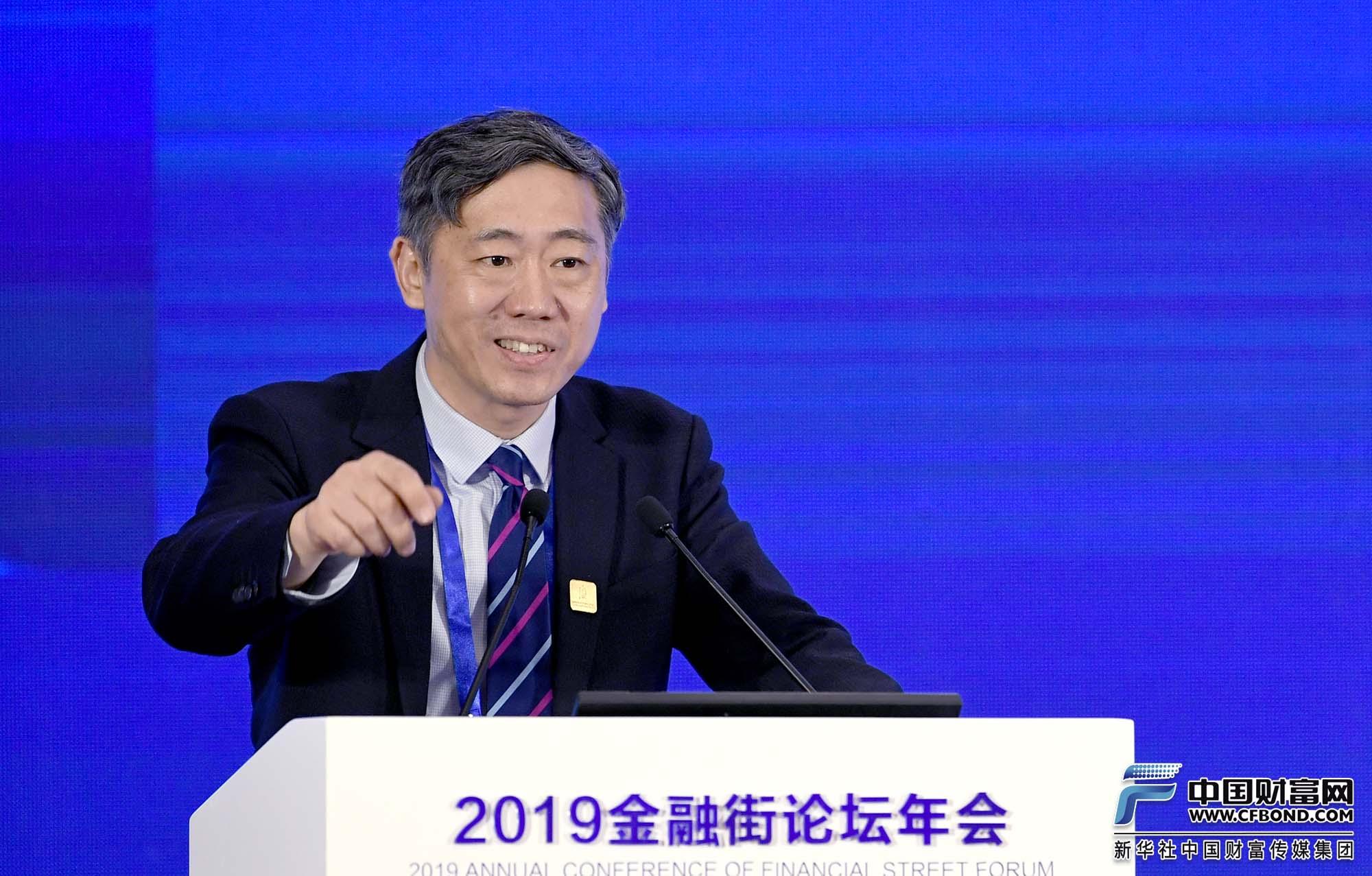 清华大学中国经济思想与实践研究院院长李稻葵